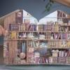 """Разворот """"Библиотека"""""""