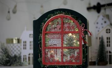 Альбом «Рождественское окошко»